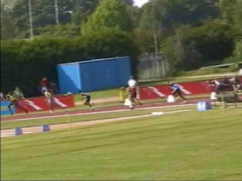 Senior Mens N/S 200m - CAU Inter County Champs