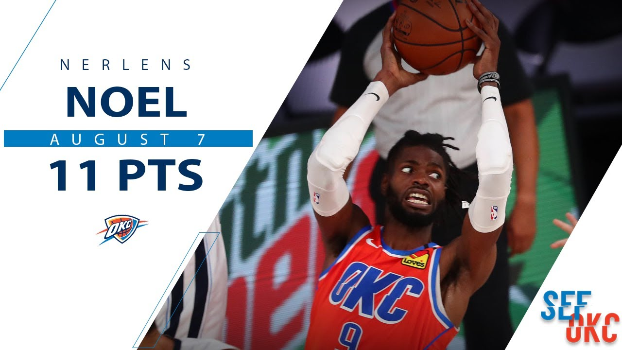 Nerlens Noel's Full Highlights: 11 PTS vs Grizzlies | 2019-20 NBA Season - 8.7.20