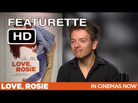 Love, Rosie  Christian Ditter Featurette  On DVD and Bluray Now!