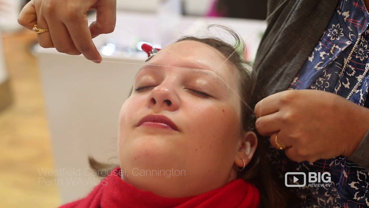 Arch Threading A Beauty Salon In Perth Offering Eyebrow Threading