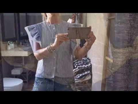 538bbce6b86 Как сшить блузку из мужской рубашки - Смотреть прямо сейчас и бесплатно!
