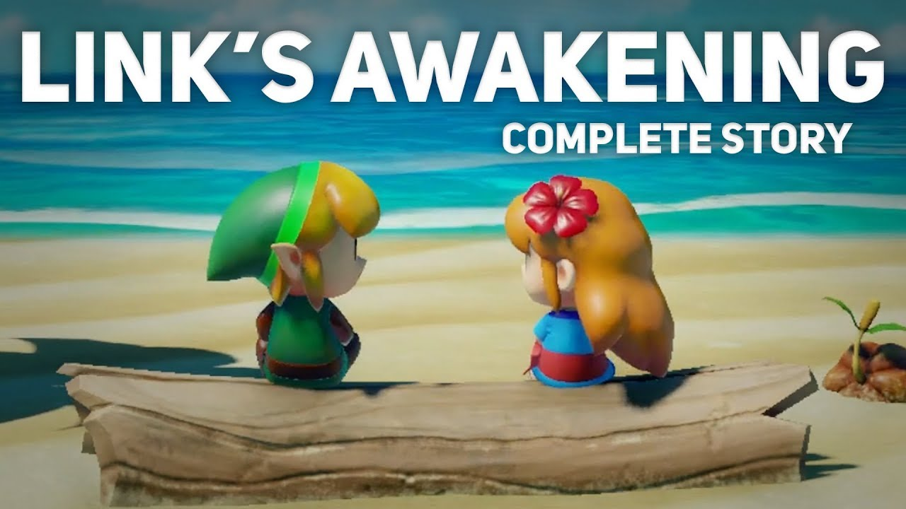 Legend of Zelda: Link's Awakening - Complete Playthrough thumbnail