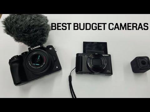 The BEST Affordable Vlogging Cameras | 2018