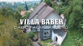 Gambar cover VILLA BABEH | VILLA MURAH DI KAWASAN DAGO PAKAR DENGAN VIEW KOTA BANDUNG