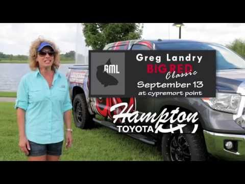 Greg Landry BIG RED CLASSIC Memorial Fishing Tournament
