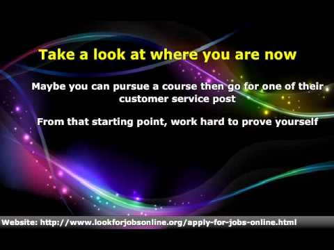 CVS Online Job Application Tips - YouTube