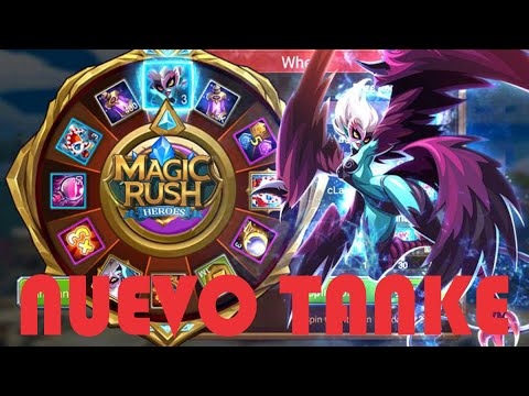 MAGIC RUSH : NUEVO TANKE MAGO  !!!!!!