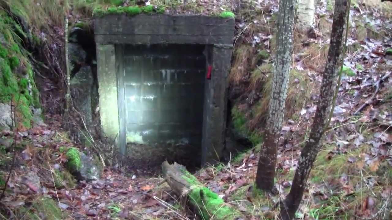 norwegian underground bunker youtube