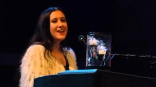 Vanessa Carlton - Learning to Fly/Carousel, World Cafe Live, Philadelphia, 12/09/2015