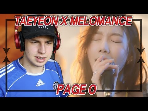 Music Critic Reacts To TAEYEON X 멜로망스 (MeloMance) - Page 0 MV