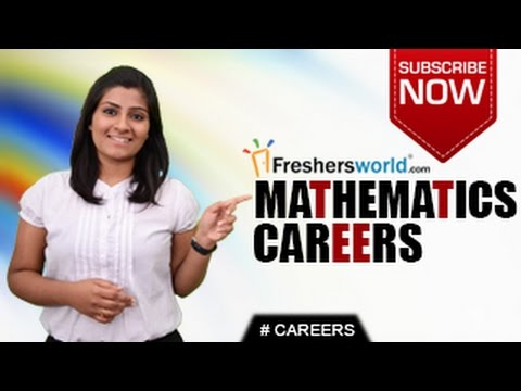 CAREERS IN MATHEMATICS – BEd,PG,BSc,Degree,MPhil,PHd, Job Openings,Salary Package