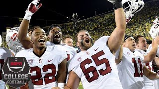 College Football Highlights: Stanford tops Oregon in OT after wild comeback | ESPN