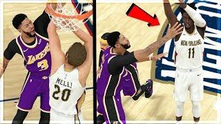 CRAZY DOUBLE TEAMED BUZZER BEATER 3! NBA 2k20 MyCAREER (My Player Nation)