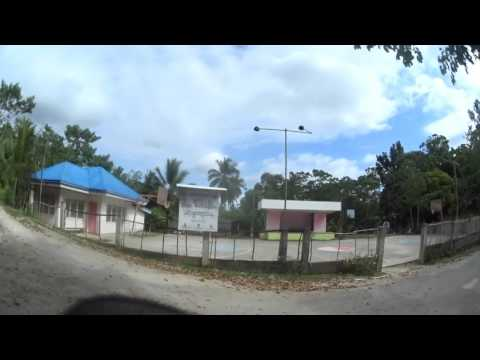 Driving in the Larena Area, Siquijor