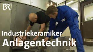 Industriekeramiker/-in Anlagentechnik - Beruf - Ich mach