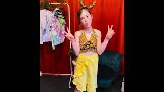 Tie Dye Leggings - Tween Fashion Review Tween Kween