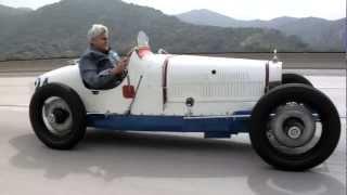 1928 Bugatti Type 37A - Jay Leno