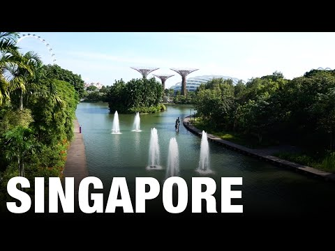 One day in Singapore - Checking out an abandoned palace