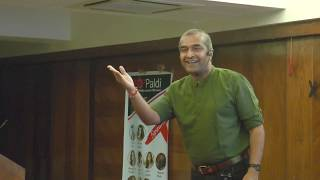 Reforming to a skill based education system | Sanjay Raval | TEDxPaldi