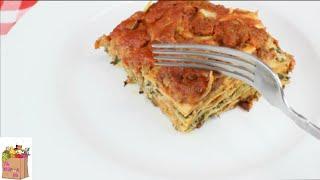 Lentils & Kale Lasagna (Vegan) | The Mushroom Den