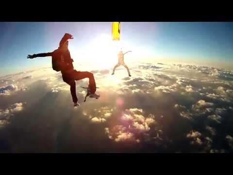 Skydive Dubai Winter Festival 2012 - 2013 - Day 1