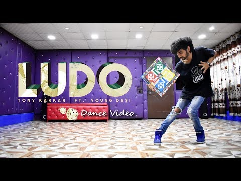 Ludo Dance Video - Tony Kakkar ft. Young Desi | Cover by Ajay Poptron