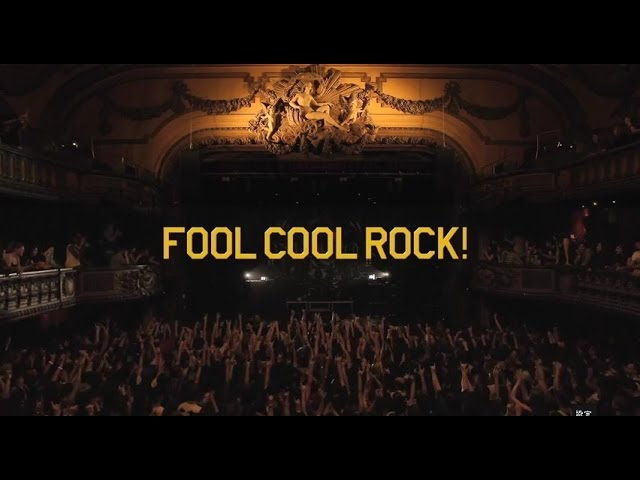 FOOL COOL ROCK! ONE OK ROCK DOCUMENTARY FILM [Official Teaser Trailer] Travel Video