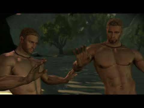 Alistair and Cullen dancing