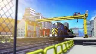 Train Ride - LEGO CITY - Mini Movie