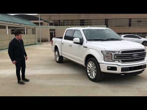 2019 Ford F150 Limited | Complete Review | with Casey Williams
