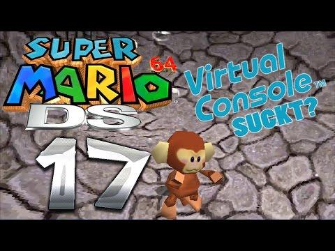 Let's Play SUPER MARIO 64 DS Part 17: Was ich an der Virtual Console schlecht finde