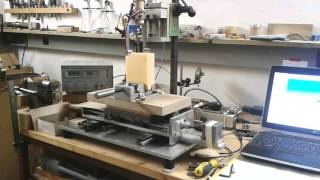 GrblGru: How to cut styropor with your milling machine