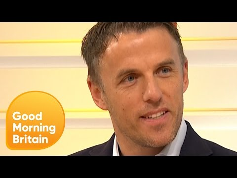 Phil Neville's Search for Football Mum of the Year | Good Morning Britain