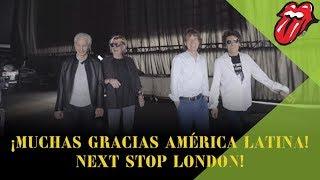 ¡Muchas Gracias América Latina! Next stop LONDON!