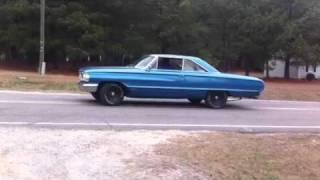 1964 Galaxie 500 Burnout