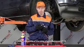 Desmontar Pendural da barra estabilizadora BMW - vídeo tutoriais