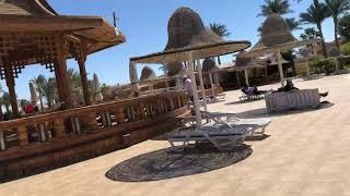 Полный обзор территории отеля Парротель/Parrotel Beach Resort 5*. Шарм-Эль-Шейх 2021. Oksana.travel