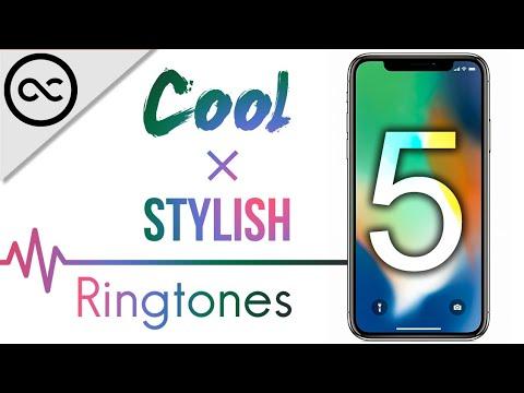 Top 5 Cool & Stylish Ringtones 2018 (4K)