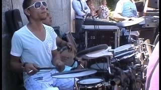 Yanik Drums ork.Melodia 2014