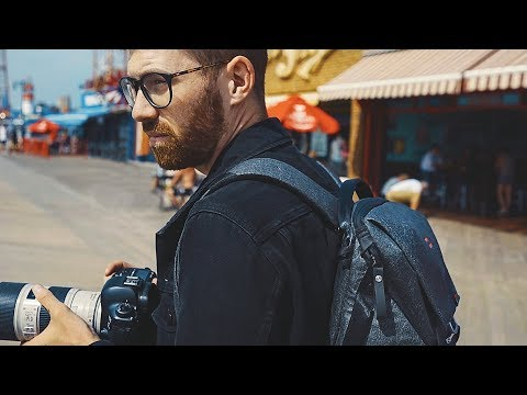The Best Camera Bag? Review of the Everyday Backpack