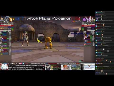 Twitch Plays Pokémon Battle Revolution - Match #78561