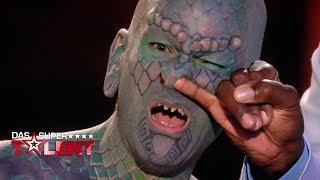 PUH! Was macht er mit Bruces Finger?!?!?! | Das Supertalent 2018 | Sendung vom 01.12.2018