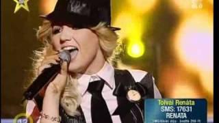Смотреть клип Tolvai Renáta - I'Am Your Baby Tonight