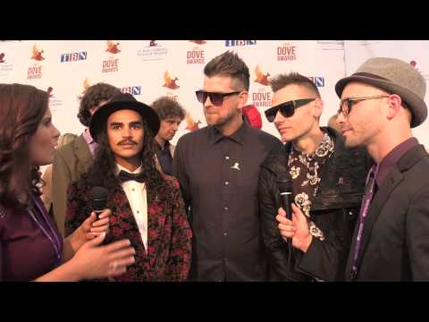 Rapture Ruckus On the Red Carpet 2014 Dove Awards