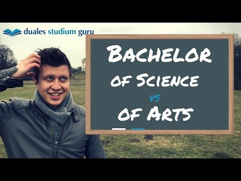 Bachelor of Arts vs. Science vs. Engineering 🎓 [einfach erkl