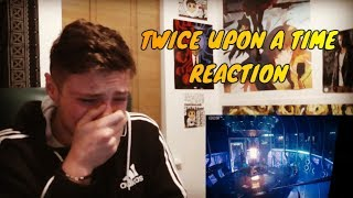DOCTOR WHO - TWICE UPON A TIME REACTION