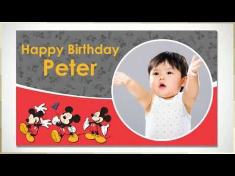 Cheap Mickey Mouse Theme Party Singapore | Island-wide Delivery
