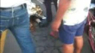 Accidente de Transito en Carretera a masaya