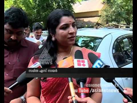 Saritha S Nair alleges LDF used her in campaigning for Aruvikkara by-election
