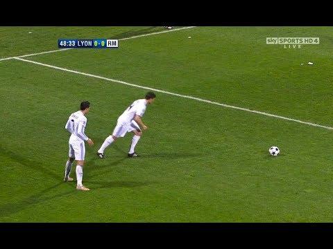 Cristiano Ronaldo Top 10 Moments of Magic In Real Madrid